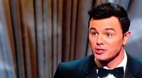 'We saw your boobs' - Seth MacFarlene (Oscars 2013)