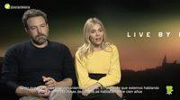 """""""Sad"""" Affleck vuelve durante su entrevista por 'Vivir de noche'"""