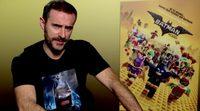 'Batman: La LEGO película' Claudio Serrano es Batman