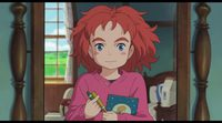 Teaser trailer 'Mary and the Witch's Flower'