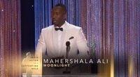 El emotivo discurso de Mahershala Ali en los SAG Awards 2017