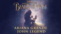 'La Bella y la Bestia': Ariana Grande y John Legend cantan el tema principal