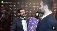 Premios Goya 2017: Los ganadores se mojan sobre el intento de boicot y aceptan nuestra caja misteriosa