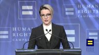 Discurso de Evan Rachel Wood en la gala de la campaña de los derechos humanos 2017