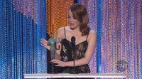 BAFTA 2017: Discurso de Emma Stone