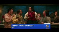 'Beauty And The Beast': Interview with Luke Evans and 'Gaston' clip