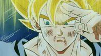 'Bola de Dragón Z': Goku vs. Buu pequeño