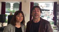 Javier Bardem y Leonor Watling presentan el documental de 'Bigas x Bigas'