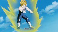 'Bola de Dragón Z' - Goku vs. Vegeta Maligno