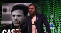 El discurso de Casey Affleck en los Independent Spirit Awards