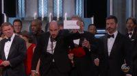 'La La Land' se queda sin Oscar a Mejor Película tras el error cometido por Warren Beatty y Faye Dunaway