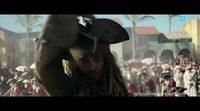 Tráiler español 'Piratas del Caribe: La Venganza de Salazar'