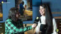 Bely Basarte interpreta las canciones de 'La Bella y la Bestia' en español