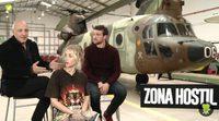 """Ingrid García Jonsson: """"Si gusta 'Zona Hostil' genial y si no, genial también, no se puede agradar a todos"""""""