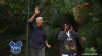 Presentación de 'Pandora:The World of Avatar' por James Cameron