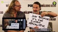 """Rick le declara su """"amor"""" a Negan a lo 'Love Actually'"""