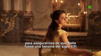 """'La Bella y la Bestia': """"Una Bella inspiradora"""""""