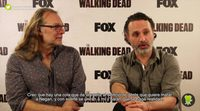 Entrevista a Andrew Lincoln en Madrid, 'The Walking Dead'