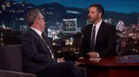 Matthew Perry en el programa 'Night With Jimmy Kimmel'