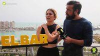 Álex de la Iglesia presenta 'El Bar' en el Festival de Málaga