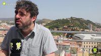 """Víctor García León: """"El objetivo de 'Selfie' es mostrar lo lamentables que somos, tanto en la izquierda como en la derecha"""""""