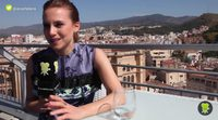 """Entrevista a Aura Garrido: """"No quiero interpretar a mujeres florero"""""""