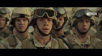 Tráiler subtitulado 'Máquina de guerra' #2
