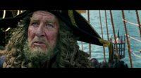 Spot 'Piratas del Caribe: la venganza de Salazar'