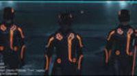 Videoclip 'Tron Legacy'