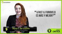 Video crítica de 'Fast & Furious 8'