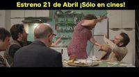 Tráiler subtitulado en español 'Si Dios quiere'
