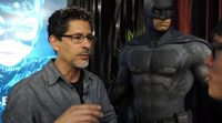 Haciendo trajes de Superhéroes para películas de Hollywood