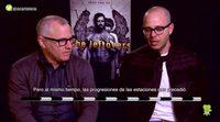 Entrevista a los creadores de 'The Leftovers', Tom Perrotta y Damon Lindelof