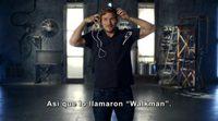 Chris Pratt nos explica el funcionamiento del Walkman