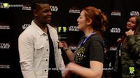 "John Boyega: ""Veréis mucho a Finn en 'Los últimos Jedi'"""