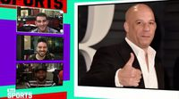 Tyron Woodley dice que Vin Diesel podría ganar a Dwayne Johnson en un combate de lucha