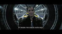 Clip 'Alien: Covenant': Mensaje de Rosenthal