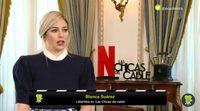 Entrevista Blanca Suárez ('Las chicas del cable')