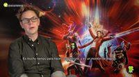 """James Gunn: """"Hablo del spin-off de Nebula de vez en cuando, es algo que me interesaría"""""""