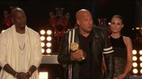 "El reparto de ""Fast & Furious"" recibe el premio Generation en los MTV Movie & TV Awards 2017"