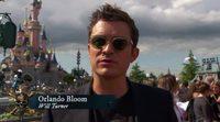 'Piratas del Caribe 5': Los protagonistas presentan la película en Disneyland Paris