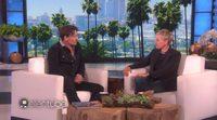 Johnny Depp habla con Ellen DeGeneres sobre interpretar a Trump