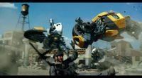 Clip Bumblebee 'Transformers: El último caballero'