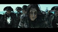 'Piratas del Caribe: La venganza de Salazar' - Escena de la playa