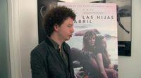 Entrevista al director Michel Franco en Cannes sobre su película 'Las Hijas de Abril'