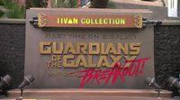 Presentación de la atracción 'Guardianes de la Galaxia - Misión: BREAKOUT!'