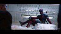 Tomas falsas de 'Deadpool'