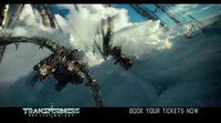 Anuncio TV 'Transformers: El último caballero'