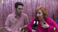 """Carmen Machi: """"Eduardo Casanova ve donde no ven los demás"""""""
