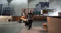 Campaña de Prada con Pedro Almodóvar